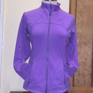 Lulumon Purple Stride Jacket